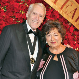 Ken and Nancy Kranzberg
